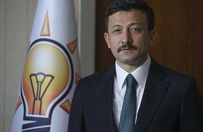 AK Parti Genel Başkan Yardımcısı Hamza Dağ'dan 'uyuşturucu gözaltısı' açıklaması