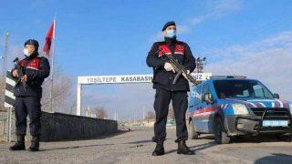 Aksaray'da tablo giderek kötüleşiyor! Şehre giriş ve çıkışlar kapatıldı