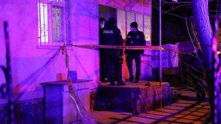 Aksaray'da korkunç olay! Yaşlı çift başlarından vurulmuş halde bulundu