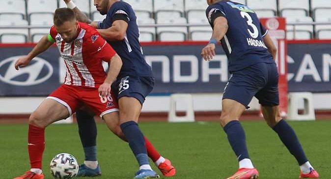 Antalyaspor, yenilmezlik serisini 13 maça çıkardı