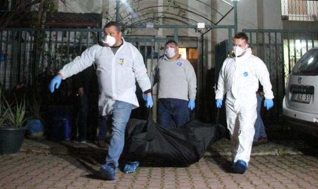 Antalya'da lüks villada ölü bulunmuşlardı... Dört kişinin kimlikleri belirlendi