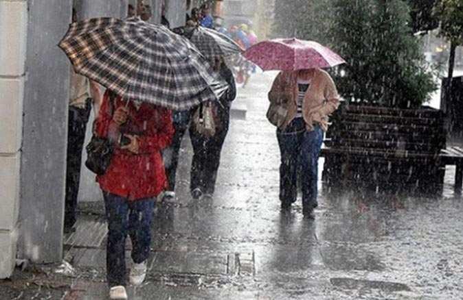 6 Mart Antalya hava durumu! Meteoroloji'den yağmur uyarısı