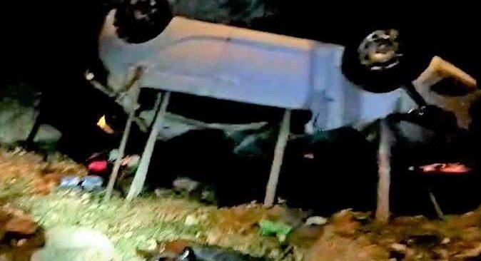 Aracıyla 20 metrelik uçurma yuvarlanan Ayşe Yakut hayatı kaybetti