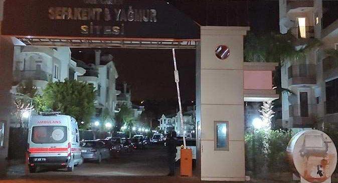 Antalya'da kan donduran olay! Evden 4 kişinin cansız bedeni çıktı