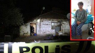 Yardım etmek için evine aldığı kadını evinde ölü halde buldu