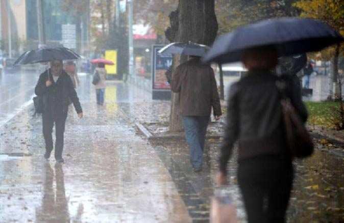 14 Mart Pazar Antalya hava durumu! Meteoroloji'den yağış uyarısı