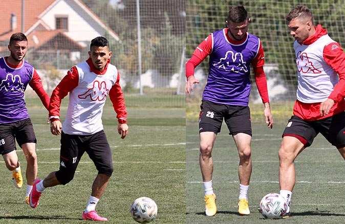 Moralli Antalyaspor'da hedef Erzurumspor'u ligde ilk kez yenmek