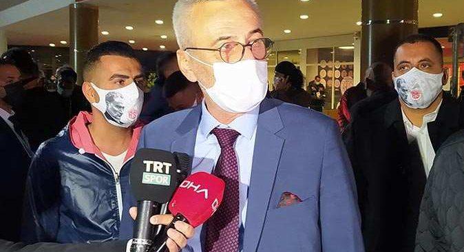 Antalyaspor Başkanı Mustafa Yılmaz: Takımımızı kupayla kavuşturmak istiyoruz