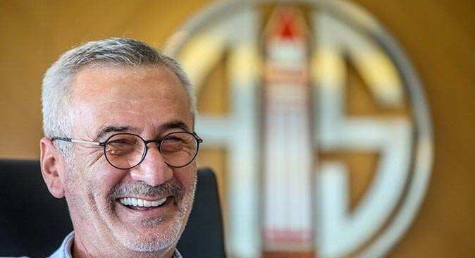 Antalyaspor Başkanı Mustafa Yılmaz: Önceliğimiz kupa
