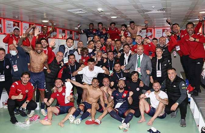 Antalyaspor, puanları iç sahada topladı