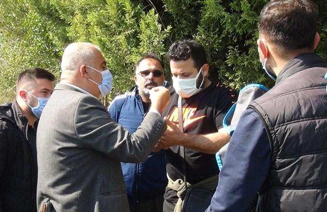 Antalya'da 'ben askerim' dedi, gerçek bambaşka çıktı