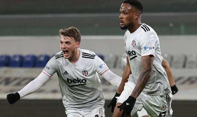 Beşiktaş ilk yarıda rekor kırdı!