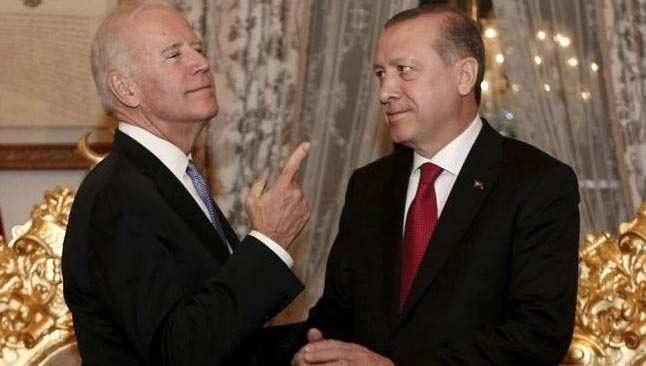 Son dakika! ABD Başkanı Joe Biden'dan Cumhurbaşkanı Erdoğan'a davet!