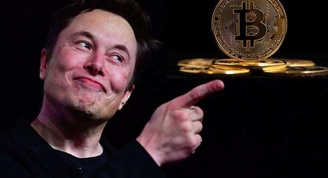 Elon Musk'tan Bitcoin hamlesi!