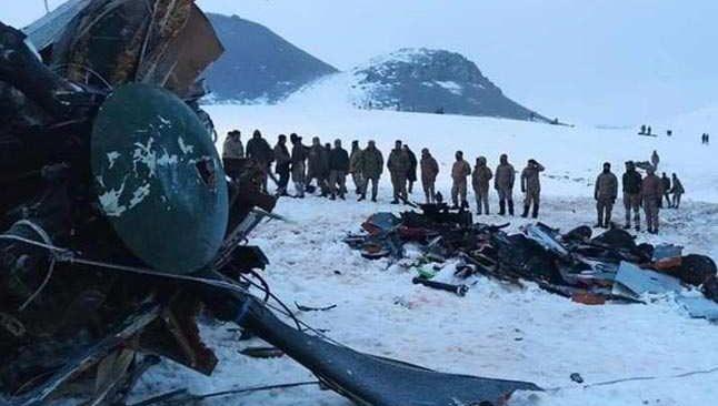 Son dakika! Bitlis'te şehit olan askerlerimizin kimlikleri belli oldu