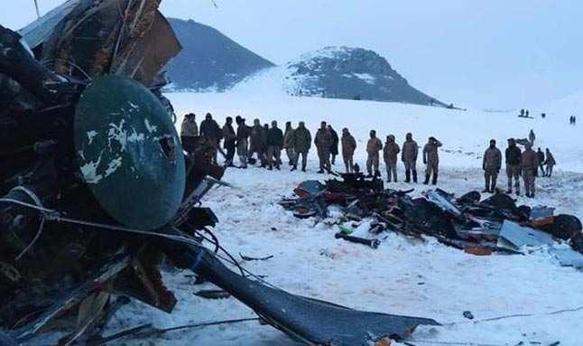 Bitlis'teki askeri helikopter kazası hakkında Cougar tipi helikopter pilotundan açıklama