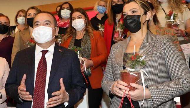 Antalya Büyükşehir'de, ikinci isim de koronavirüse yakalandı