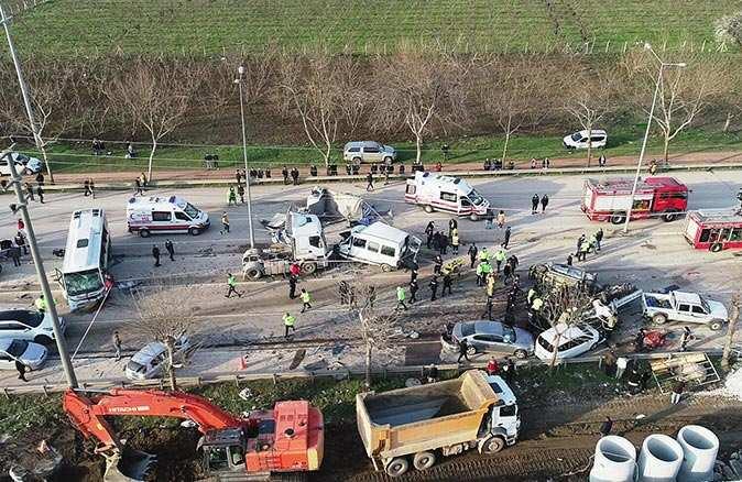 Bursa'daki facianın ardından şoförün ifadesi ortaya çıktı: Engel olamadım
