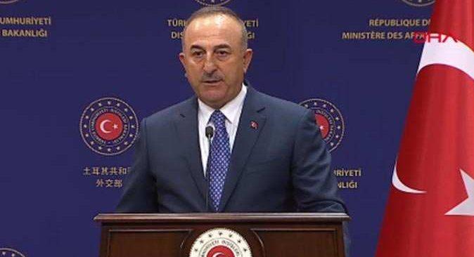 Bakan Çavuşoğlu açıkladı! 'Mısır ile anlaşma imzalayabiliriz'