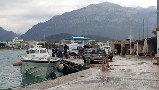 Antalya'da aynı yerde bir haftada iki ceset!