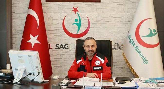 Tokat İl Sağlık Müdürü Op. Dr. Hacı Ahmet Sümbül: Mutant virüs çocukları da etkiliyor