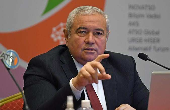 ATSO Başkanı Davut Çetin: Pandemi Antalya ekonomisine büyük zarar verdi