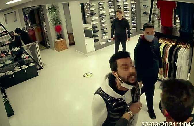 Shopping tartışmasında esnaf dernek başkanına saldırı