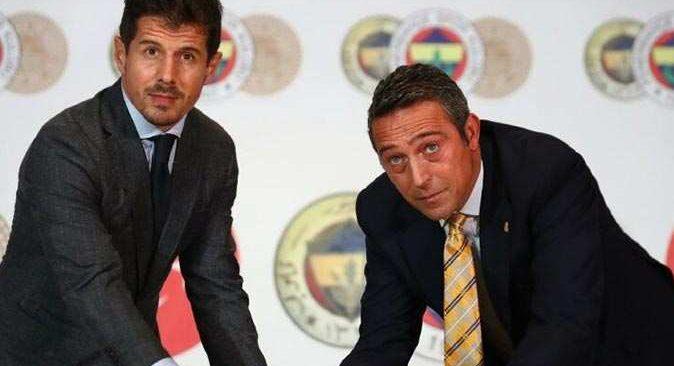 Ali Koç ve Emre Belözoğlu PFDK'ya sevk edildi