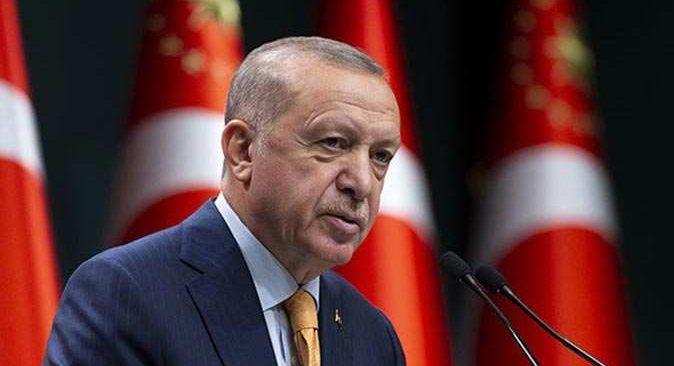 SON DAKİKA... Kabine toplantısı sona erdi! İşte Cumhurbaşkanı Erdoğan'dan ilk açıklamalar