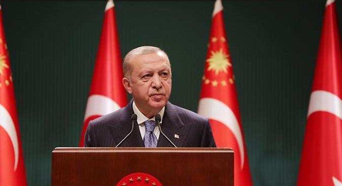 SON DAKİKA! Cumhurbaşkanı Erdoğan koronavirüs desteklerini açıkladı