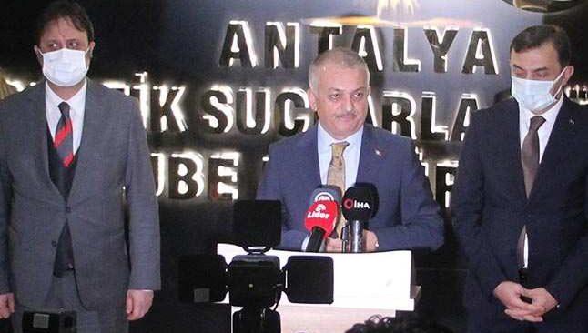 Antalya'da 'Mavi Bayrak' operasyonu: 200 gözaltı