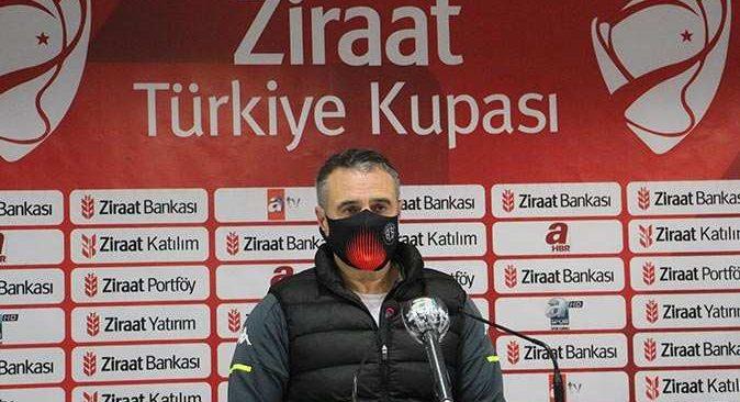 Antalyaspor Teknik Direktörü Ersun Yanal: Gol yemeden finale yükseldik
