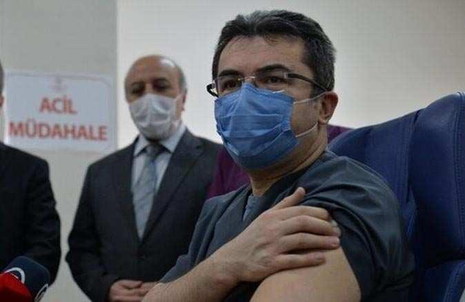 Erzurum Valisi Okay Memiş koronavirüse yakalandı