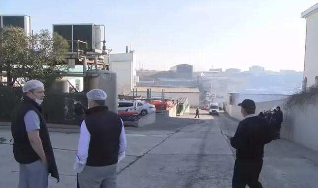 Son Dakika: Arnavutköy'de patlama