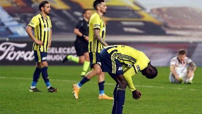 Fenerbahçe bu sezon 6 mağlubiyet ile rekor kırdı