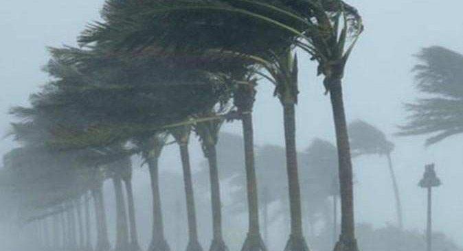 Meteoroloji'den Akdeniz için kuvvetli fırtına ve zirai don uyarısı
