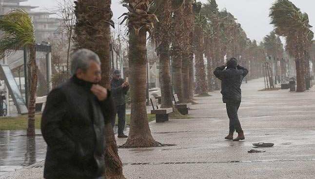 21 Mart Antalya hava durumu! Meteoroloji'den fırtına uyarısı