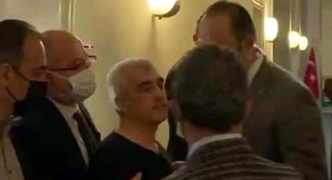 Ömer Faruk Gergerlioğlu gözaltına alındı