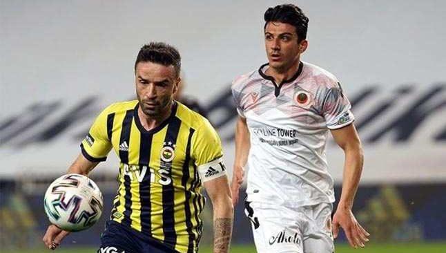 Fenerbahçe'de Gökhan Gönül açıklaması