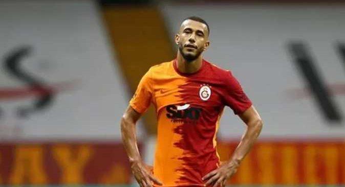 Belhanda'dan Galatasaray'a veda mesajı