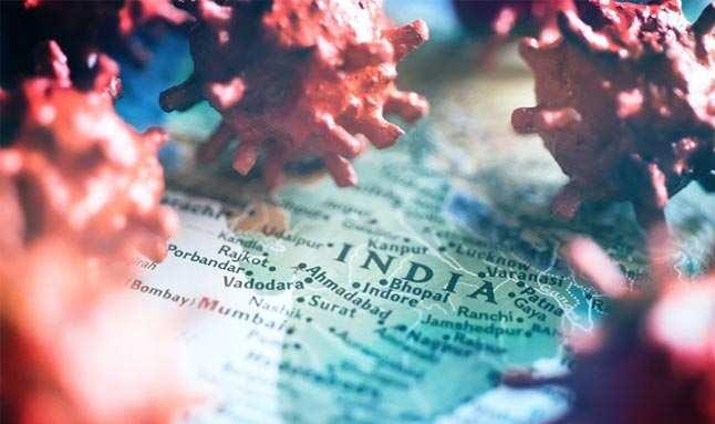 Korkutan oldu! Hindistan'da yeni bir koronavirüs mutasyonu tespit edildi