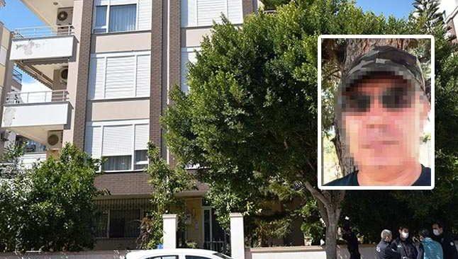 Antalya'da emekli astsubay, beylik tabancasıyla intihara kalkıştı
