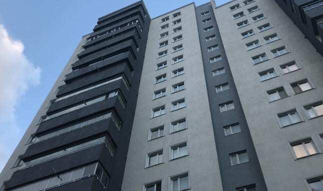 11 yaşındaki çocuk 16'ncı kattan atladı