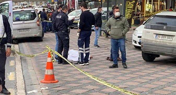 İstanbul'da silahlı çatışma kanlı bitti: 2 ölü, 2 yaralı