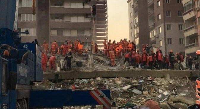 İzmir depreminde yıkılan Rızabey Apartmanı ile ilgili yeni gelişme!