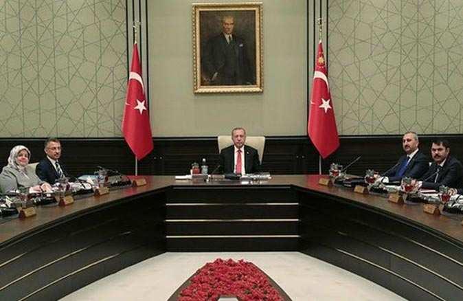 SON DAKİKA... Kritik toplantı sona erdi! Cumhurbaşkanı Erdoğan koronavirüs kararlarını açıkladı