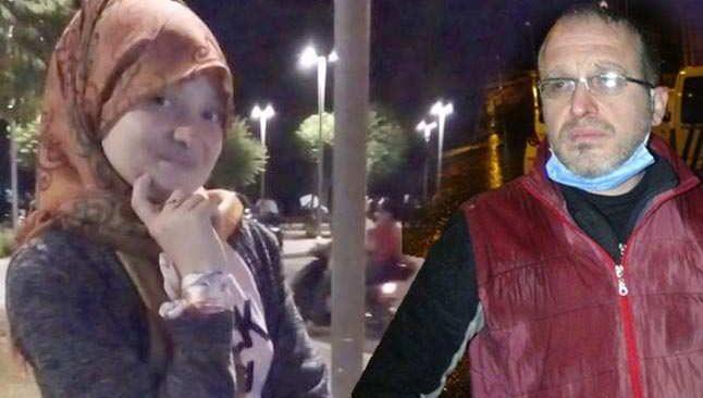 Kaçırıldı denilen genç kız gönüllü çıktı