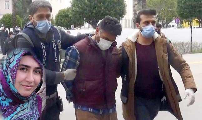 Antalya'da 8 Mart'ta eşinin bıçakla yaraladığı kadın, kalp krizinden öldü