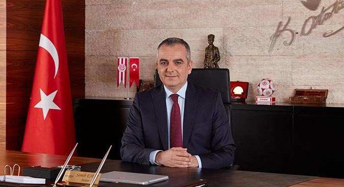 Konyaaltı Belediye Başkanı Semih Esen'dan kan bağışı daveti