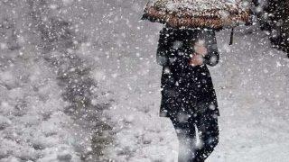 Meteoroloji'den kar uyarısı! Yurdun büyük bölümünda bekleniyor